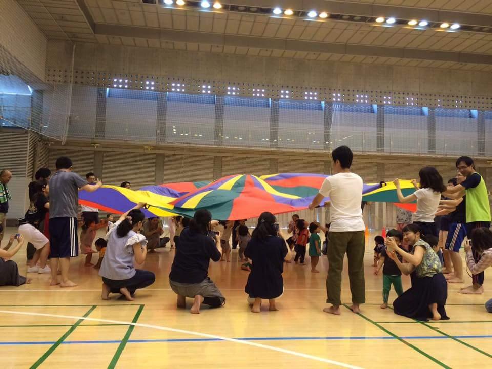 東京体育館1